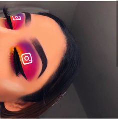 Exceptional Cute makeup detail are offered on our internet site. Take a look and you wont be sorry you did. Makeup Eye Looks, Eye Makeup Art, Colorful Eye Makeup, Crazy Makeup, Cute Makeup, Perfect Makeup, Pretty Makeup, Fairy Makeup, Mermaid Makeup