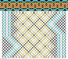 Learn to make your own colorful bracelets of threads or yarn. Yarn Bracelets, Colorful Bracelets, Bracelets For Men, Friendship Bracelet Patterns, Friendship Bracelets, You Are My Friend, Fabric Origami, Alpha Patterns, Beadwork