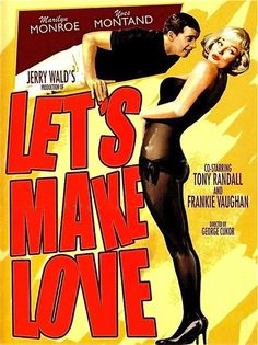 """Let's Make Love"", 1960 Premiered 8 September 1960"