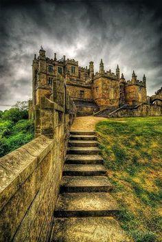 Bolsover Castle, Derbyshire, England