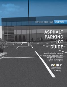 Asphalt pavement is a safe, economical, & durable paving material. The Plantmix Asphalt Industry of Kentucky PAIKY, supports Kentucky's paving contractors. Asphalt Pavement, Wind Turbine, Kentucky, Engineering, Industrial, Construction, Education, Building, Industrial Music
