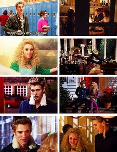 Carrie and Sebastian - The Carrie Diaries