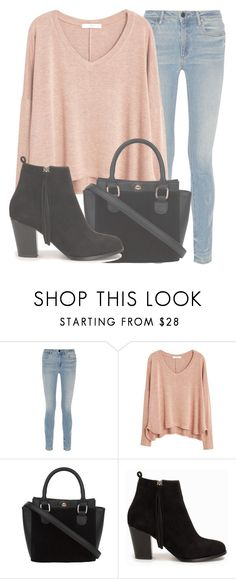 """Outfit #1130"" by sofiaabaarona1998 on Polyvore featuring moda, Alexander Wang, MANGO y Nly Shoes"
