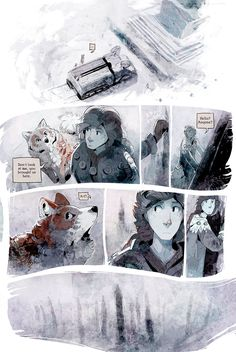 Stand Still. Stay Silent - webcomic, page 433