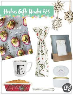 Gift Guide // Hostess - Living in Yellow