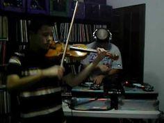 Paul Dateh and inka one - Hip Hop Violin