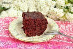 Czeko - ciasto buraczane   Zdrowe przepisy Pauliny Styś