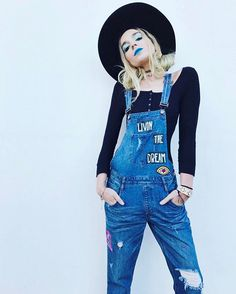 overalls are underrated  #ootd #outfit #todaysoutfit #outfitpost #fashiongram #ootdshare #currentlywearing #fashionpost #tagsforlikes #tagsforlikesapp #outfitoftheday #lookbook #babe #nyc #lotd #lookoftheday #blonde #fashion #instafashion #fashionblogger #blogger #vintage #newyorkcity #trend #livingthedream #diy #streetstyle #nikon