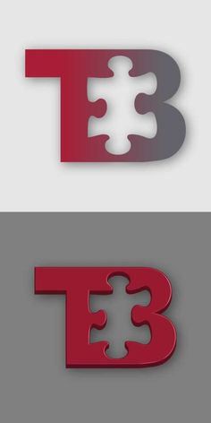 TB Puzzle, great logo and very craetive use of negative space.
