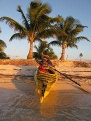 belize kayaking