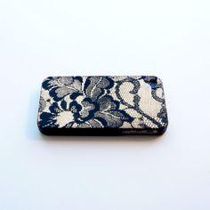 diy lace phone case