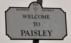 Paisley Scotland, Memories, Life, Souvenirs, Remember This