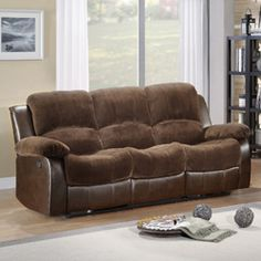 Furniture On Pinterest Reclining Sofa Reclining Sectional And Cindy Crawford