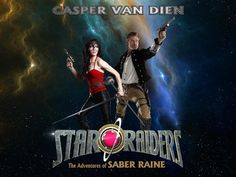 Star Raiders: The Adventures of Saber Raine project video thumbnail