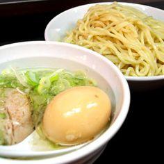 下落合「つけ麺 彩」 - 紅塩つけ麺