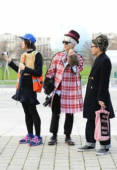 Tommy Ton Shoots Street Style at the Fall 2014 Men's Shows (Paris)
