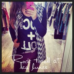 Outfit of the day at las lunas#www.laslunas.nl