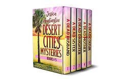Jessica Huntington Desert Cities Mystery Series: Books - Ereader News Today Book Club Books, Book 1, This Book, Roger Stone, Sunny California, New Wife, Mystery Series, Cozy Mysteries, Writing Styles