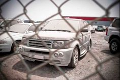 Range Rover Sport Eventually rounded up and sold off via auction to the benefit of the state, this high-end Range Rover Sport is a typical example of the type of luxury car left behind. But why are people leaving their luxury cars at the airports in Dubai?