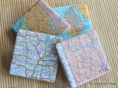 Show off your wanderlust with these charming projects.