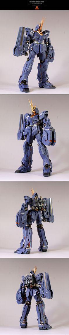 RX Unicorn Gundam 02 Banshee
