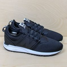 more photos 4ada6 5393a New Balance Shoes   Women S New Balance 247 Knit Sneakers Size 9   Color   Black