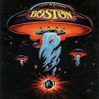 Boston - Boston is the debut studio album by American rock band Boston. Produced by Tom Scholz and John Boylan, the album was released on August in the United States by Epic Records. Scholz had studied classical piano in his childhood and b Rock Songs, Rock Music, 70s Music, Live Music, Boston Band, Boston Boston, Boston Music, Boston Album, Classic Rock Albums