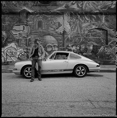 This dude makes me want to be a total Porsche nerd.