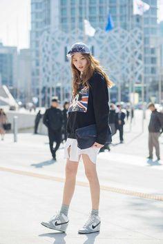 Korean Girl Fashion, Trendy Fashion, Fashion Models, Fashion Outfits, Weighlifting Fairy Kim Bok Joo, Korean Fashionista, Lee Sung Kyung, Kim Woo Bin, Korean Star