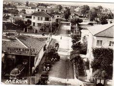 #Mersin. Bulvar Garajı-İstiklal Caddesi