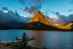 Roadtrip UPDATE: Calgary und Glacier National Park (mit Video) Swiftcurrent Lake