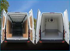 Fridge Vans Commercial
