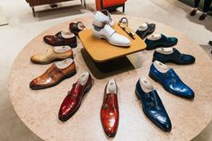 MKAD Moscow Encircling Highway 65-66 km - Crocus Trade Center #Santoni #SantoniShoes