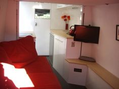 Beautiful DIY Stealth Sprinter Motorhome Conversion 0010