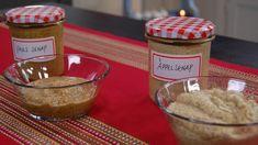 Hjemmelaget sennep Enchiladas, Chutney, Cooking Recipes, Healthy Recipes, Swedish Recipes, Kombucha, Preserves, Candle Jars, Meal Planning