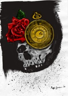 tick-tock-skull-30285 Personal Design
