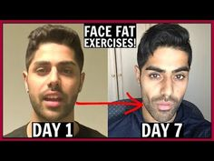 How To Reduce FACE FAT In 1 Week - 100% WORKS!! - YouTube