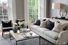 beautiful british home interiors by th2 designs 45