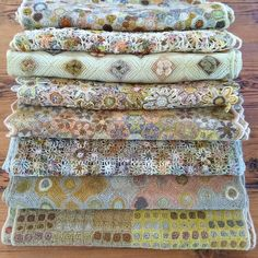 Sophie Digard Scarf Collection ~ @pedshoes