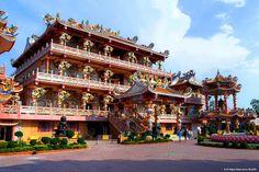 Na Ja Temple - Chonburi - Thailand