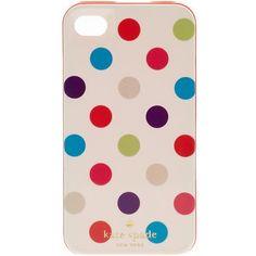 Kate Spade New York La Pavillion Iphone 4 Case ($40) ❤ liked on Polyvore