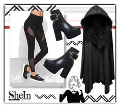 """""""leggings"""" by conza44 ❤ liked on Polyvore featuring Nicholas K, KG Kurt Geiger and crazyforfashion"""
