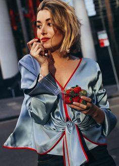 Carmen Hamilton's Dream Wardrobe | CHRONICLES OF HER