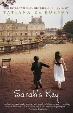 Sarah's Key by Tatiana de Rosnay.  I normally don't like Holocaust oriented books (or movies), they distress me far too much. But this book I love.  Highly recommended.