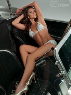Danica Patrick - Sports Illustrated Swimsuit 2009 Location: New York, New York, United States Photographed by: Marlena Bielinska Collection: Danica Patrick