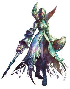 Final Fantasy Tactics Advance Shiva