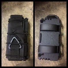 The new Flatpack TQ Carrier from PHLster is designed to make it as easy as possible to carry a full size tourniquet like the SOFT-T-Wide or CAT. It features a kydex backplate and a clever shockcord…