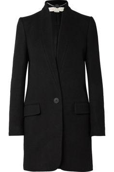 Stella McCartney | Bryce melton wool-blend coat | NET-A-PORTER.COM