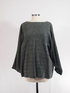 ISSEY MIYAKE PLANTATIONVintage Drape Top by andARCHIVE on Etsy, $125.00