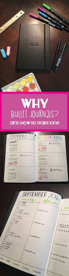 Bullet journaling is an awesome way to combine practical to-do lists with memories in a cute, artsy way!